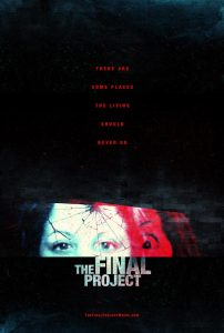 TheFinalProject_Official Teaser Poster