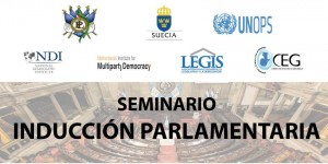 Seminario Inducción Parlamentaria