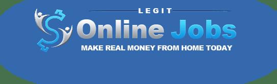 LEGIT ONLINE JOBS