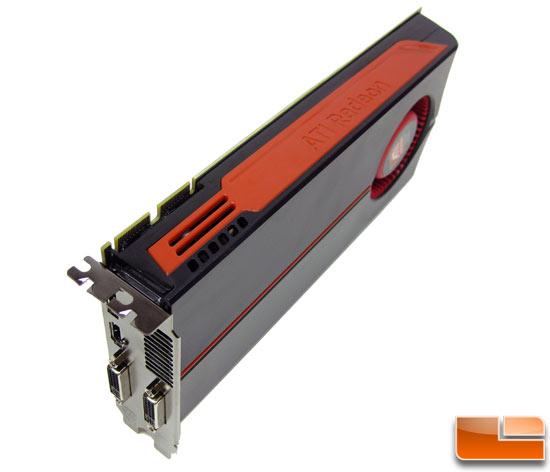 ATI Radeon HD 5870 Video Card