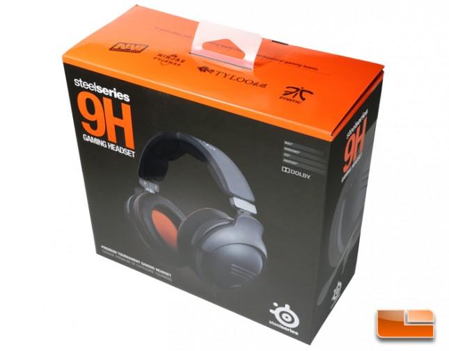 SteelSeries 9H Gaming Headset Review Legit