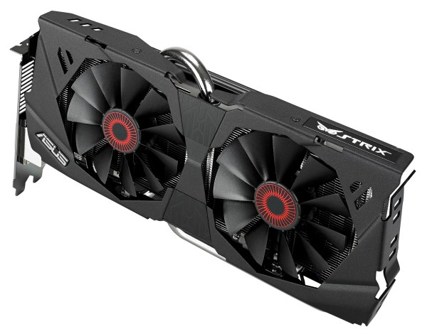 ASUS Shows Off Silent 0dB Fan Technology on Strix GTX 780