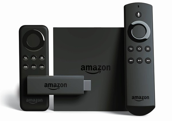 Amazon Launches New Fire Products Including 4K Fire TV