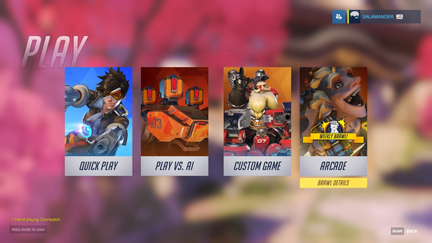 Blizzard Announces Ranked Play For Overwatch Legit Reviews