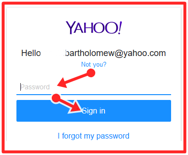 yahoo sign up south africa