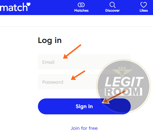 Search Match Without Logging In | Match Search Without Registering