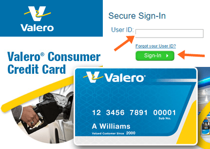 Valero Credit Card Bill Payment, Valero Gas Card Log In, Customer Service