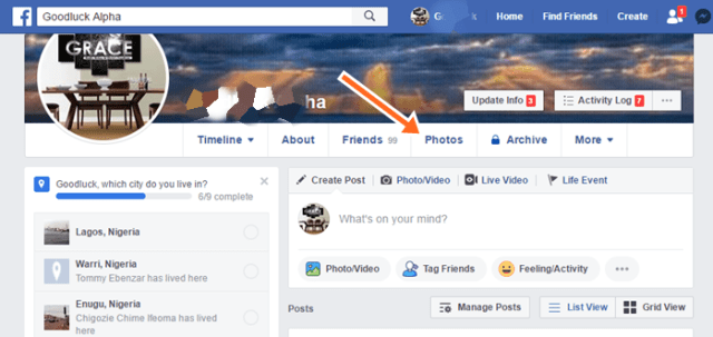 How To Delete Photos From My Facebook Account