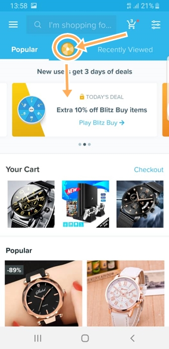 How to Get More Discount Code from WISH