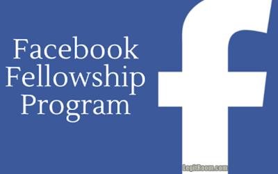 Fully Funded 2022 Facebook PhD Fellowship Application – Eligibility Criteria