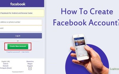 How To Create Facebook Account – FB Sign Up Using Android Phone
