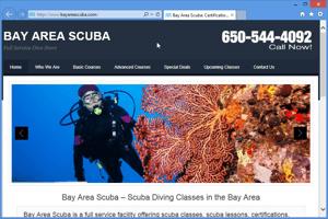 Bay Area Scuba
