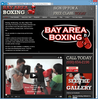 Bay Area Boxing