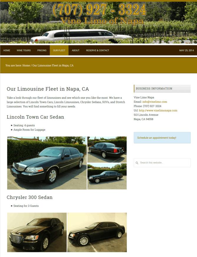 vine-limo-fleet