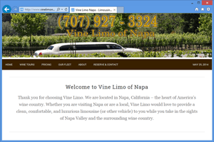 Vine Limo of Napa
