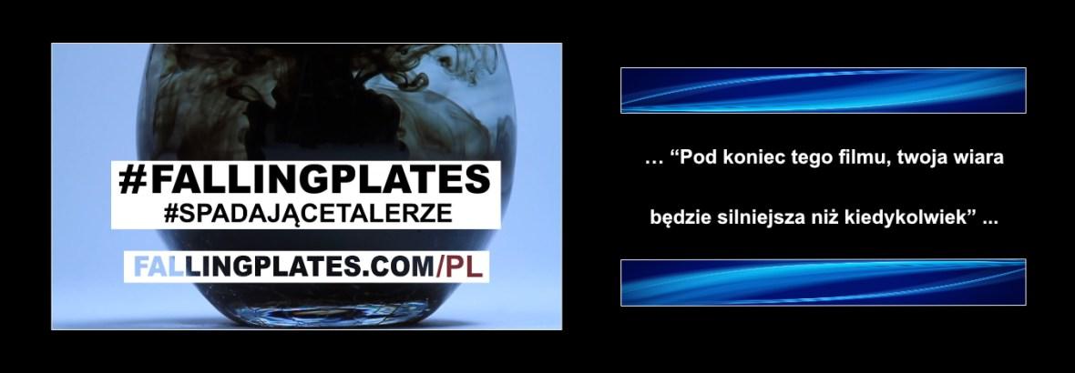 Falling Plates / Spadające Talerze
