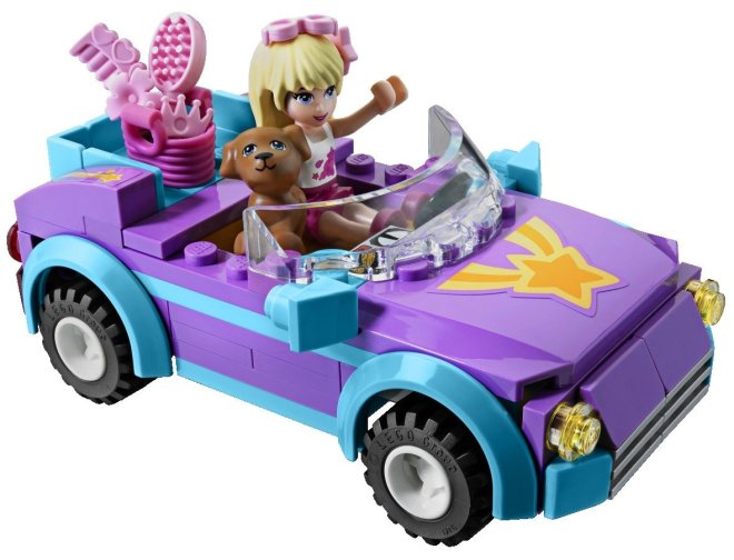 Lego Friends 3183 Stephanie's Cabrio
