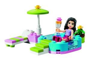 Lego Friends 3931 Emmas Sonnenterrasse