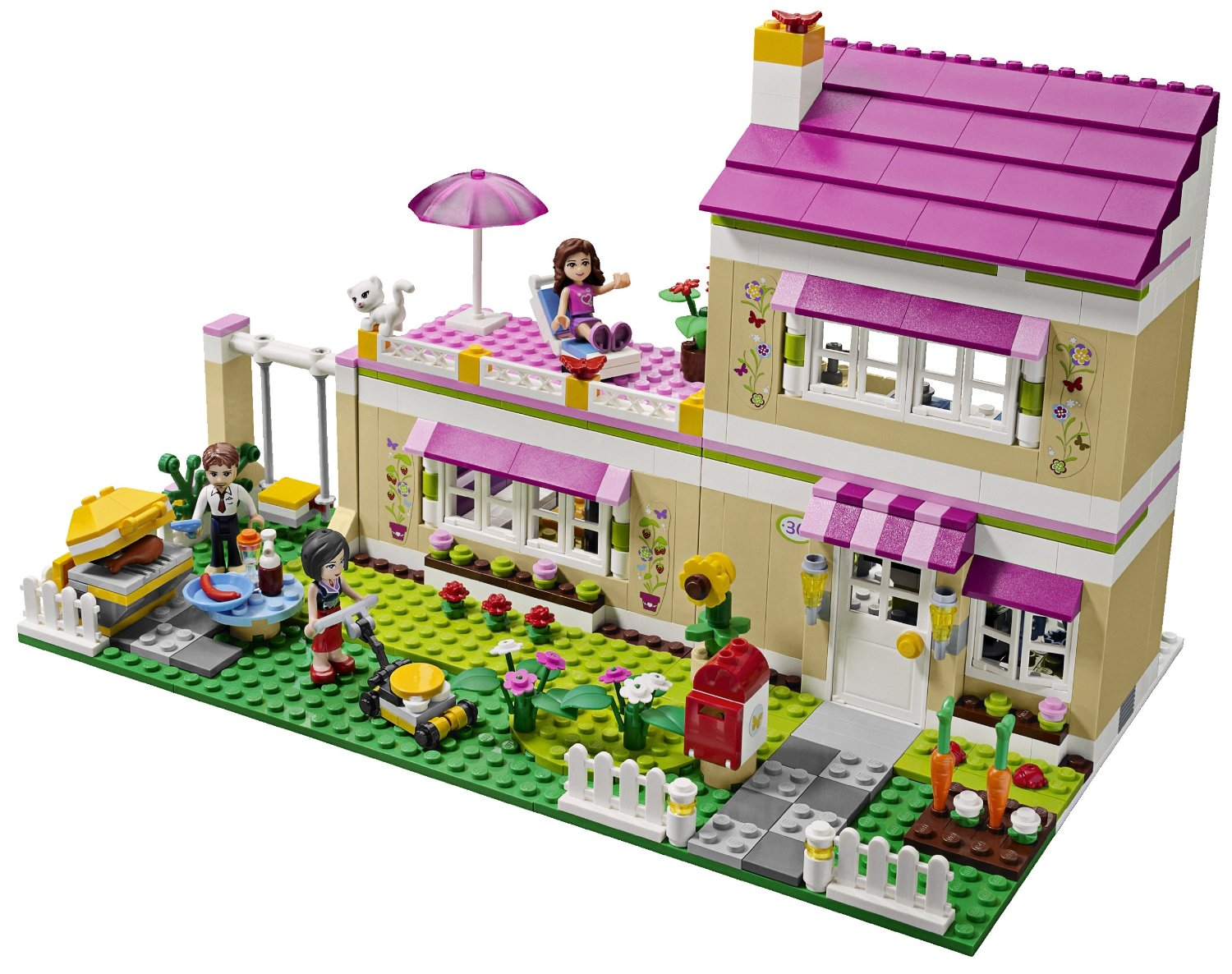 Weihnachtskalender Lego Friends.Lego Friends Heartlake City 3315 Olivias Traumhaus