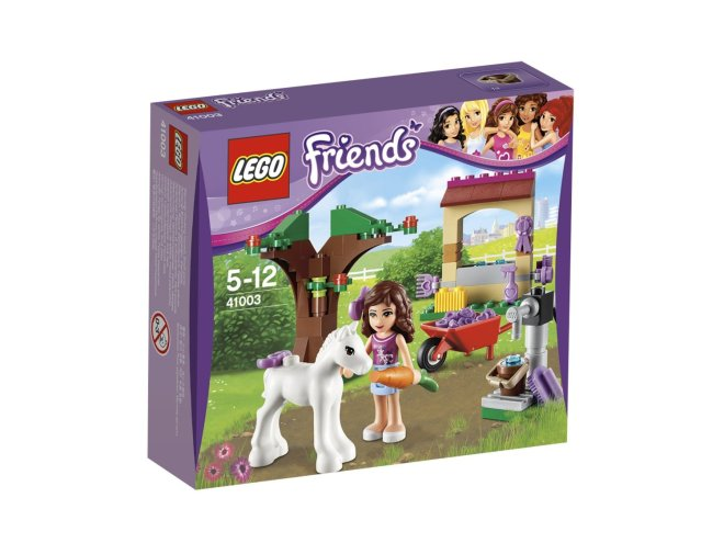 Lego Friends 41003 Olivias Fohlen