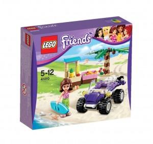 Lego Friends 41010 Olivias Strandbuggy