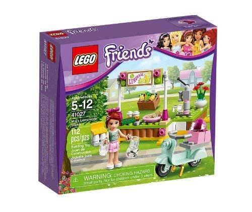 Lego Friends 41027 Mias Limonadenstand
