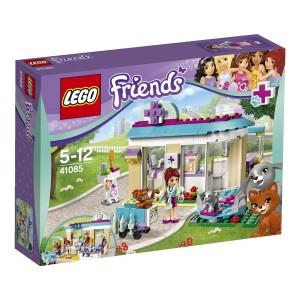 Lego Friends 41085 Tierpflege Klinik