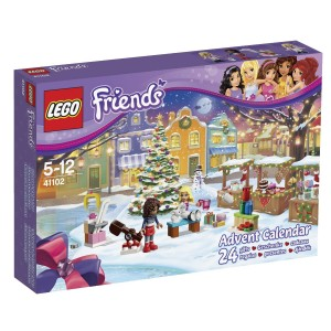 Lego Friends 41102 Adventskalender 2015