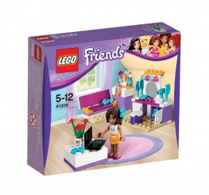 Lego friends 41009 Andreas Zimmer