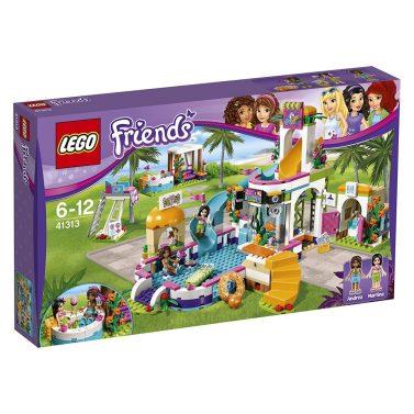 LEGO Friends 41313 Heartlake Freibad (LEGO Friends Freibad bzw. LEGO Friends Schwimmbad)