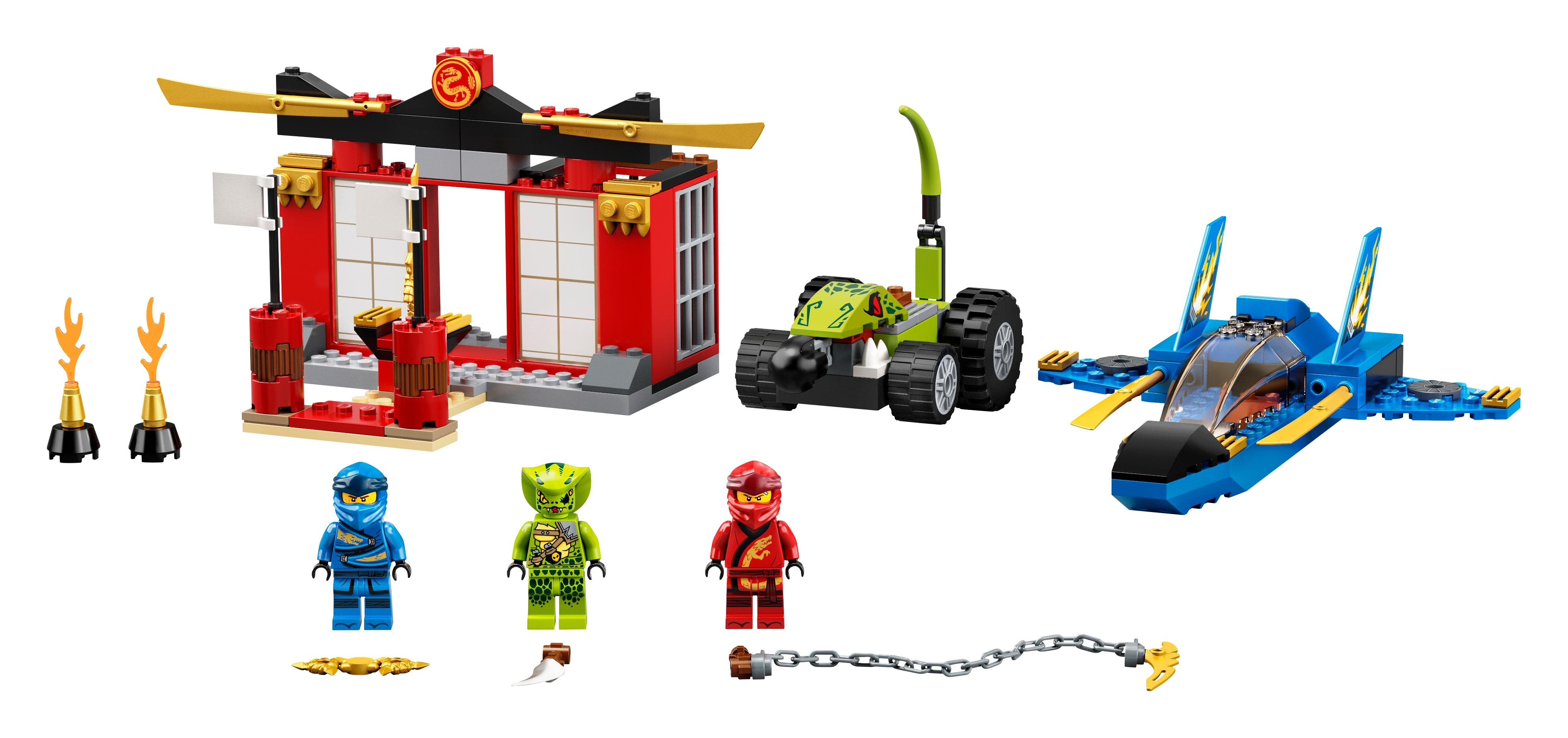 Ninjago Themes Official Lego Shop Us