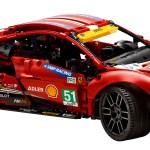 Ferrari 488 Gte Af Corse 51 42125 Technic Buy Online At The Official Lego Shop Us