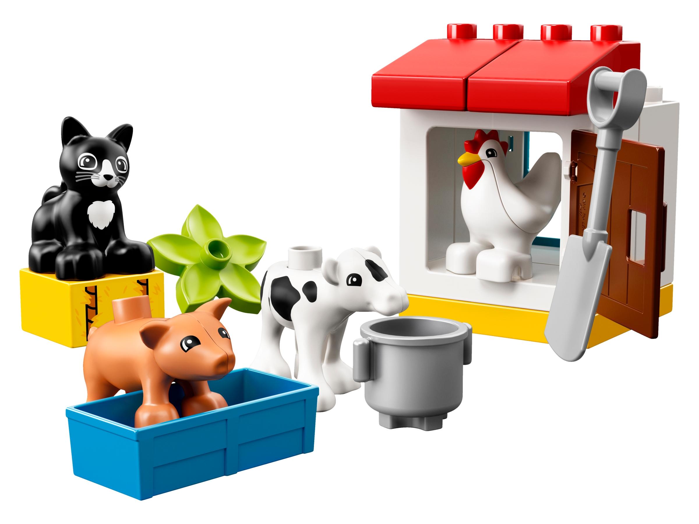 農場動物 10870 | DUPLO® | 在HK LEGO® 官方網上商店網上購物