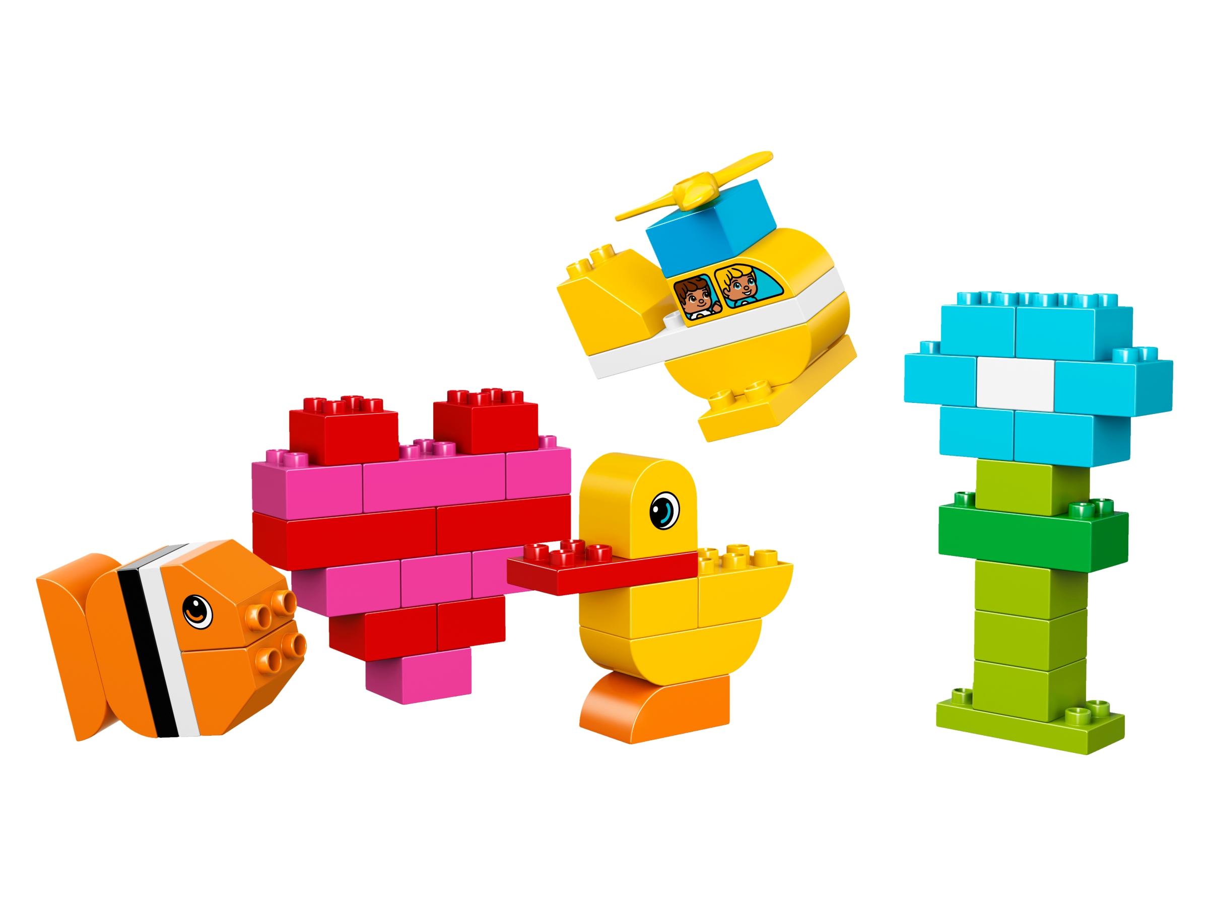 我的第一套顆粒 10848 | DUPLO® | 在HK LEGO® 官方網上商店網上購物