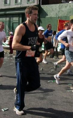 Ryan Reynolds marathon New-York 1