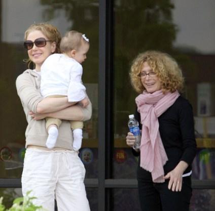 Nicole Kidman snobe Woody Allen pour être avec sa fille