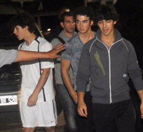 Photos : Jonas Brothers à Buenos Aires