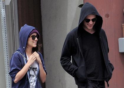 Robert Pattinson un charmeur à Beverly Hills