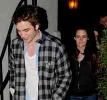 Un petit resto pour Robert Pattinson et Kristen Stewart