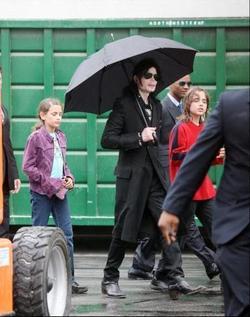 Photos des enfants de Michael Jackson