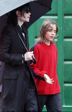 Photos enfants de Michael Jackson