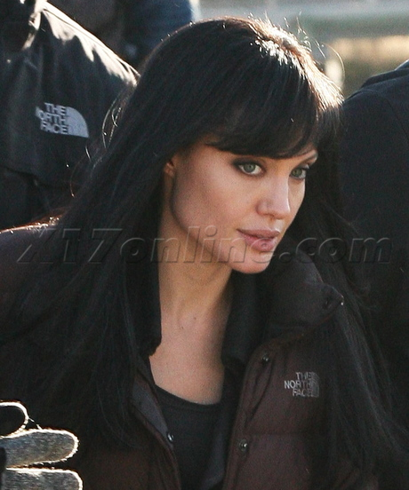 Angelina Jolie Salt Photo