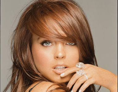 Lindsay Lohan –Adam Senn