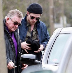 Robert Pattinson - Londres – Photos