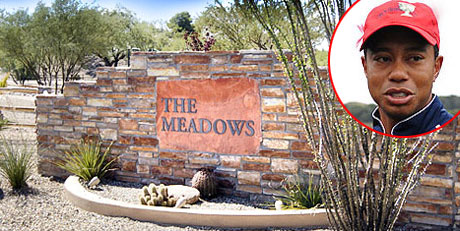 Tiger Woods The Meadows Cottonwood