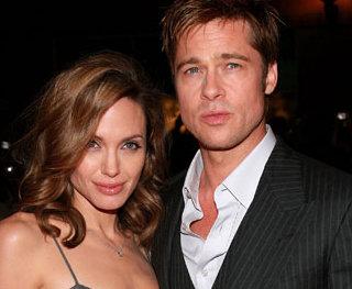 Brad Pitt –Surveillé-Angelina Jolie