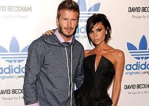 David Beckham -Femme-Victoria