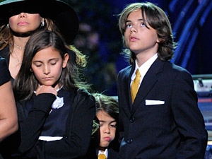 Enfants Jackson-Grammy Awards