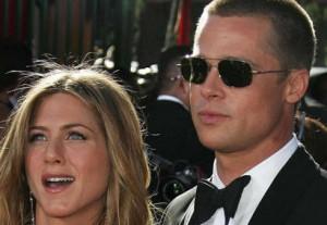 Jennifer Aniston-Brad Pitt-Histoire ancienne