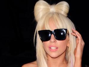 Lady Gaga-Brulée-Fer à friser